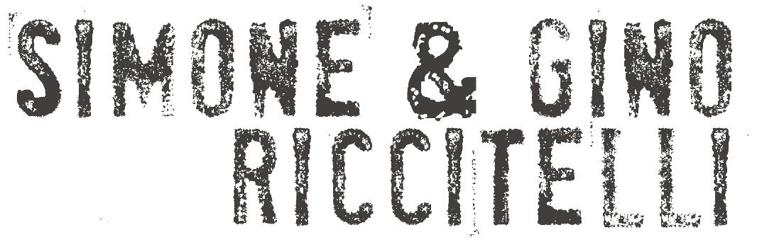 RICCITELLIS - Simone&Gino Riccitelli